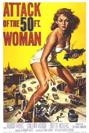 02 Attack of the 50ftWoman
