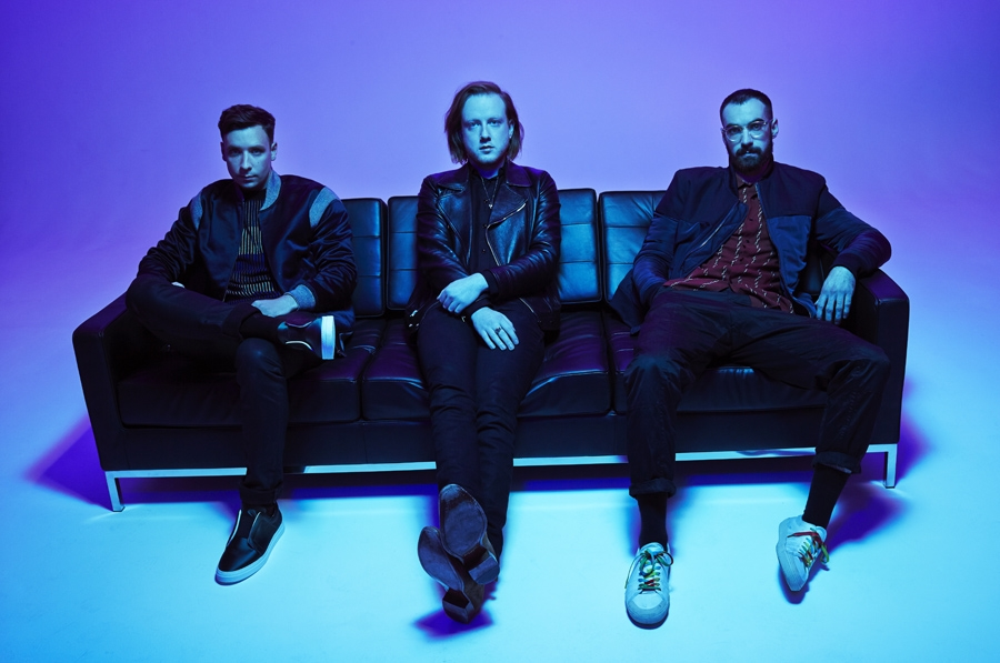 Two Door Cinema Club im Interview
