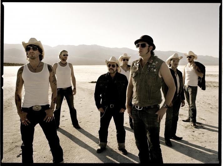 The BossHoss im Interview