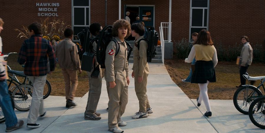 Stranger Things startet am 27. Oktober auf Netflix
