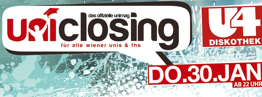 UNIMAG UNICLOSING am DO.30.JAN im U4