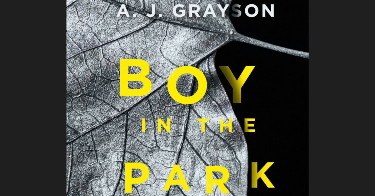"Buchrezension: ""Boy in the Park"""
