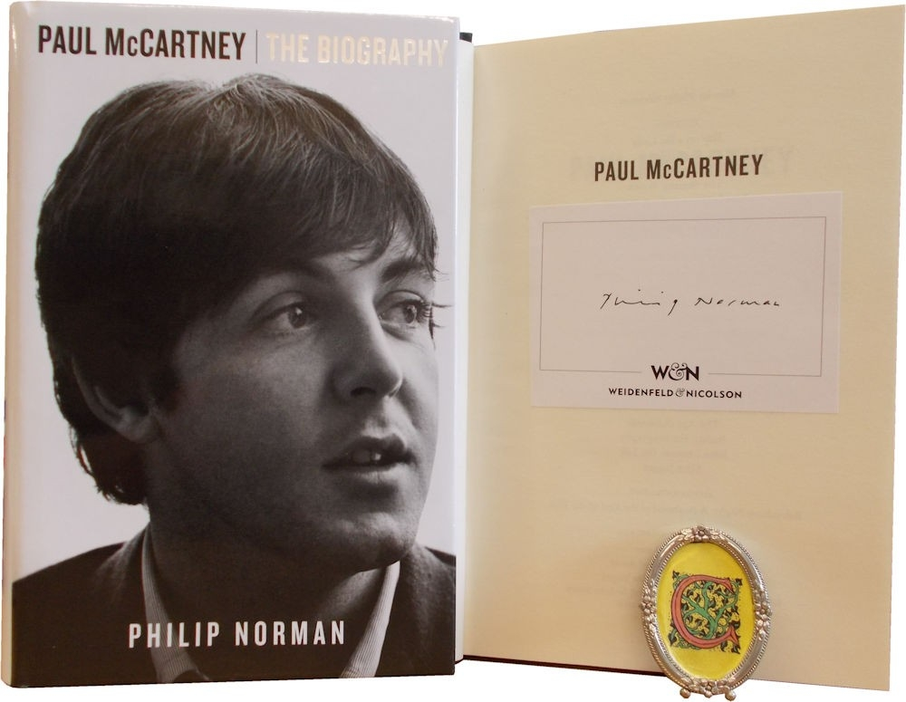 "Buchrezension ""Paul McCartney"""