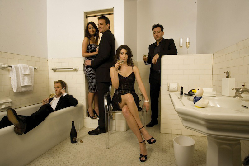 How i met your mother c CBS
