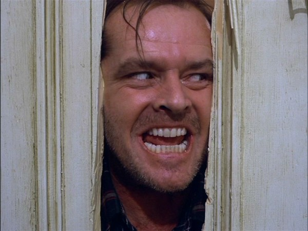 The Shining c 1980 Warner Bros. Entertainment