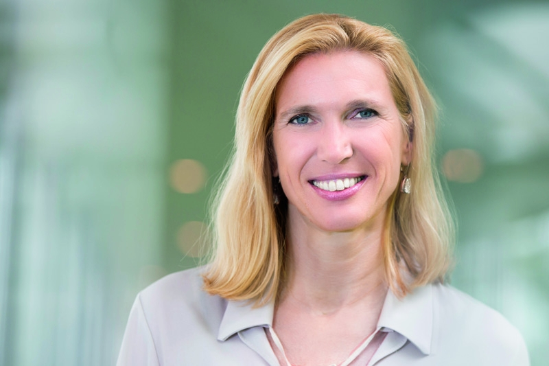 Michaela Schwarzinger, Leiterin HR Management