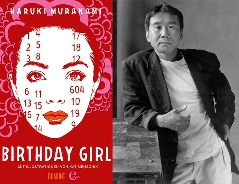 "Buchrezension ""Birthday Girl"""